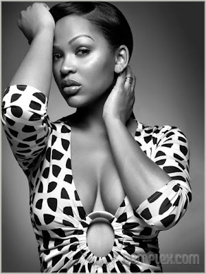 Meagan Good In Complex Magazine