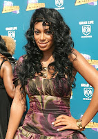 solange BET Awards 2008: Arrivals