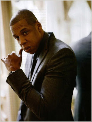 j1 Jay Z In LUomo Vogue