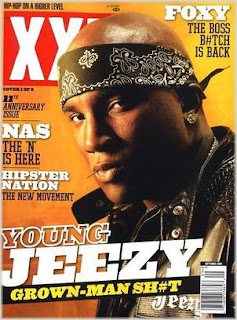 jeezycover Foxy Brown & Young Jeezy Cover XXL