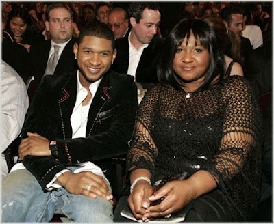 Confirmed: Usher Re-Hires Mother