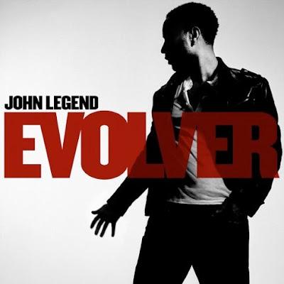 John Legend 'Evolver' Cover