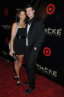 robin+thicke+3 Stars Come Out For Thicke Album Launch