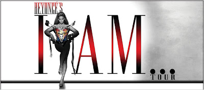 beyonceiam dec08 1x1 Beyonce Announces I Am...Tour; European Dates Confirmed