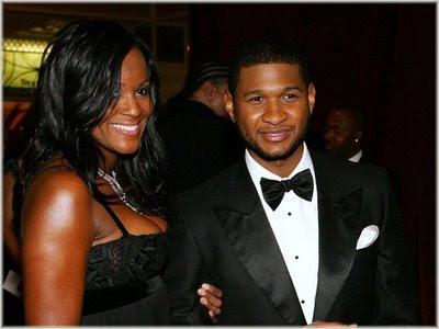 Usher & Tameka Welcome 2nd Child