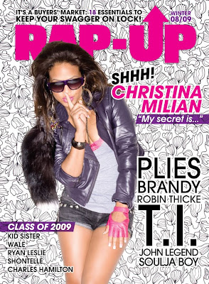 Christina Milian Talks Nick & Mariah, Getting Dropped & More