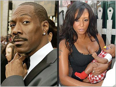 Eddie Murphy Ordered To Pay $10 Million In Child Support