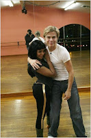 Lil' Kim Rehearses For Dancing With The Stars