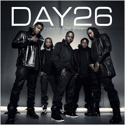 Day26 - 'Forever In A Day' Cover (Real)