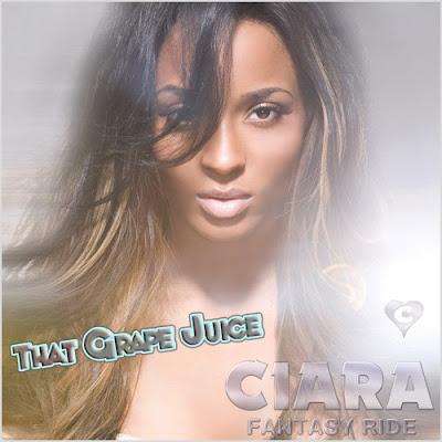 Ciara - 'Fantasy Ride' Cover