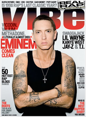 Eminem Covers VIBE