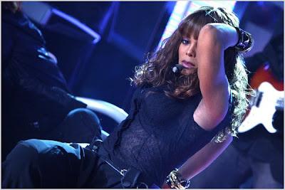 Janet Back In The Studio