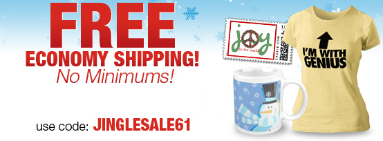 Free Shipping - No Minimums