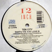 TEN CITY THAT'S THE WAY LOVE IS