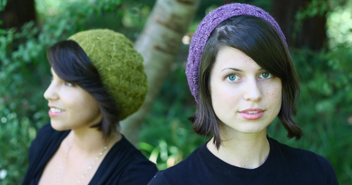Knitting Terminology M1 : I dream of knitting butterfly beret pattern free