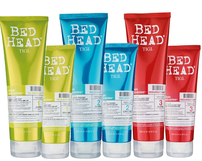 bed head urban antidotes resurrection shampoo. Black Bedroom Furniture Sets. Home Design Ideas
