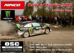 Rally da Turquia 2010