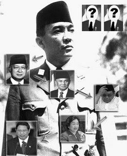 Siapa 2 Presiden yang tak diakui sejarah bangsa?