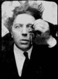 O suposto pai do Surrealismo, Andre Breton