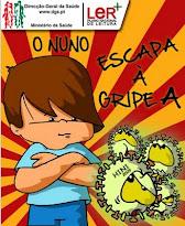 """O Nuno escapa à Gripe A"""