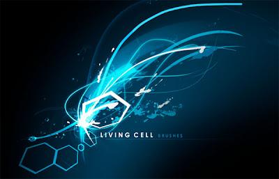[DESCARGA] Varios brushes para Photoshop Living-cell-brushes