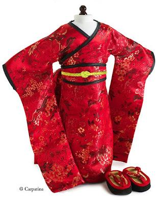 Keiko Harizawa Kimono