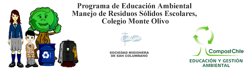 Programa de Manejo de RSD Colegio Monte Olivo