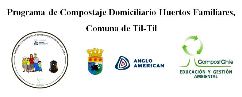 Programa de Compostaje Domiciliario en Huertos Familiares