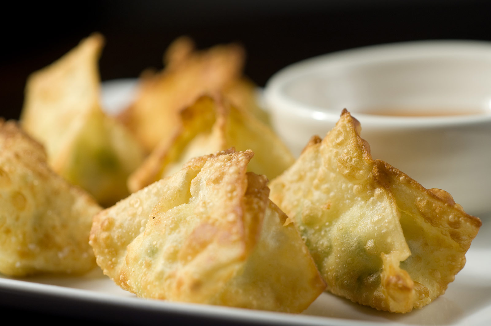 Wontons are a favourite in our country and family. Here is an easy and ...