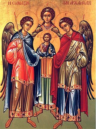 Catholicseeking: FEAST OF THE ARCHANGELS