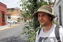 Jyri en Oaxaca
