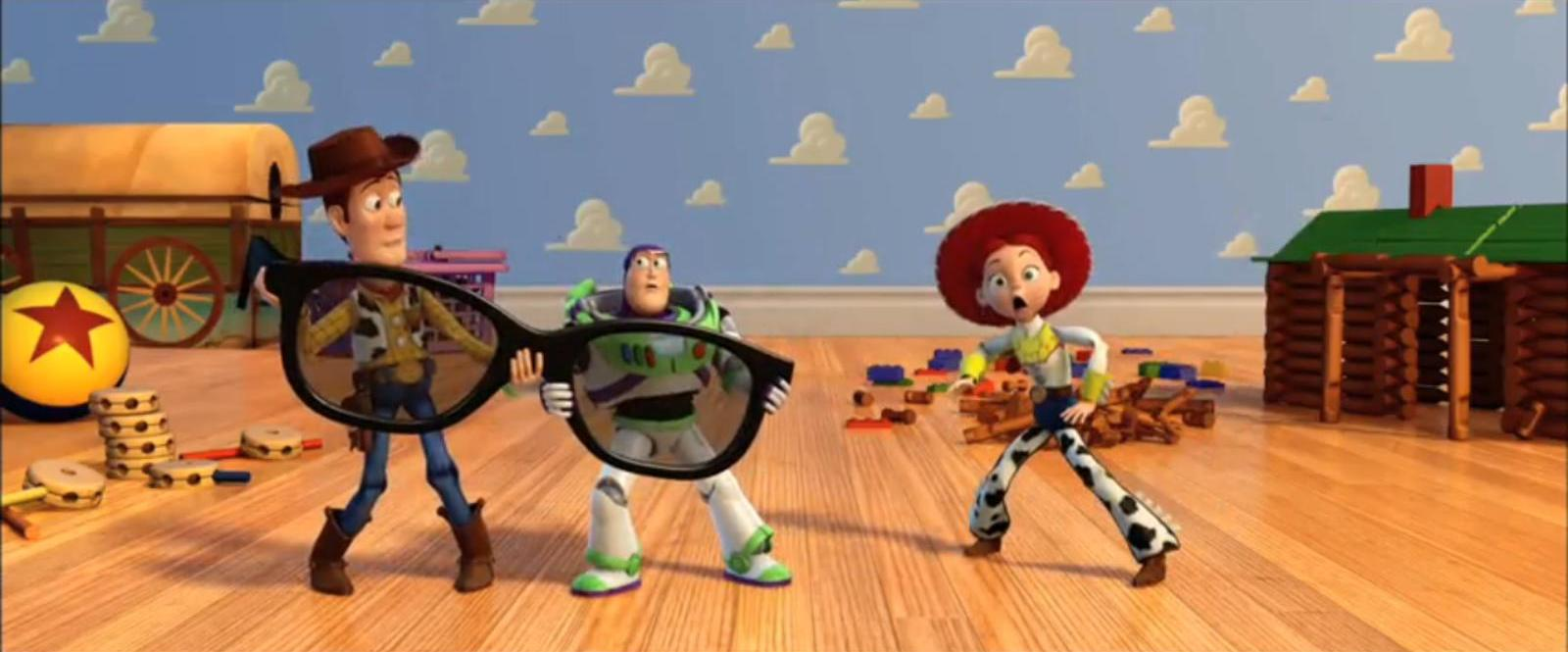 Movie, Actually: Toy Story 1 & 2 3-D Double Feature: Review