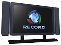 Grade de programação da Rede Record