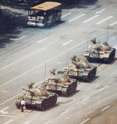 صور الأحداث التاريخية التي تغير العالم Tiananmen