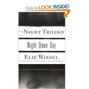 "the horrendous events of the holocaust in elie wiesels book titled night A recipe for social darwinism, corporate malfeasance, global  the man gave me his book entitled ""night"" of which he  come-to-light-in-wake-of-elie-wiesels."