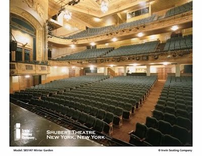 The glober broadway theater tour shubert theater for New york balcony view