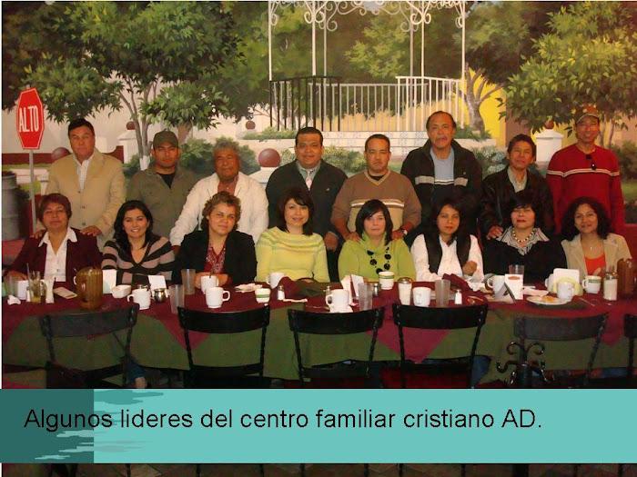 ALGUNOS LIDERES DEL CFC