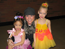 Girls Winter Ballet Performance