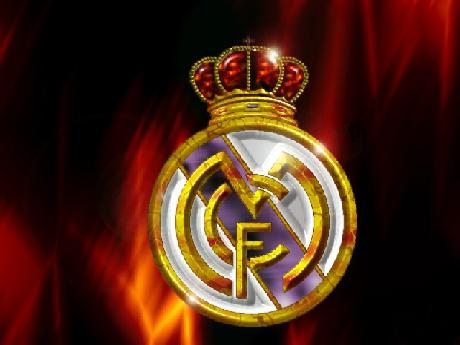 real madrid logo 3d. Rea Madrid Vs Barcelona