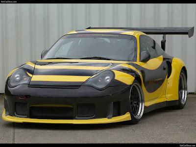 2005 Edo Porsche 996 Gt2 R. 2005 Edo Porsche 996 GT2 RS