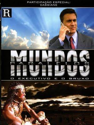 Filme Poster Mundos Paralelos - O Executivo e o Bruxo DVDRip - Xvid- Dublado