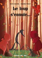 Le loup s&#39;ennuie
