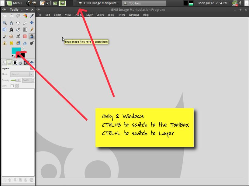 mymix gimp in only 1 dock GIMP Lanyard GIMP Color Accent