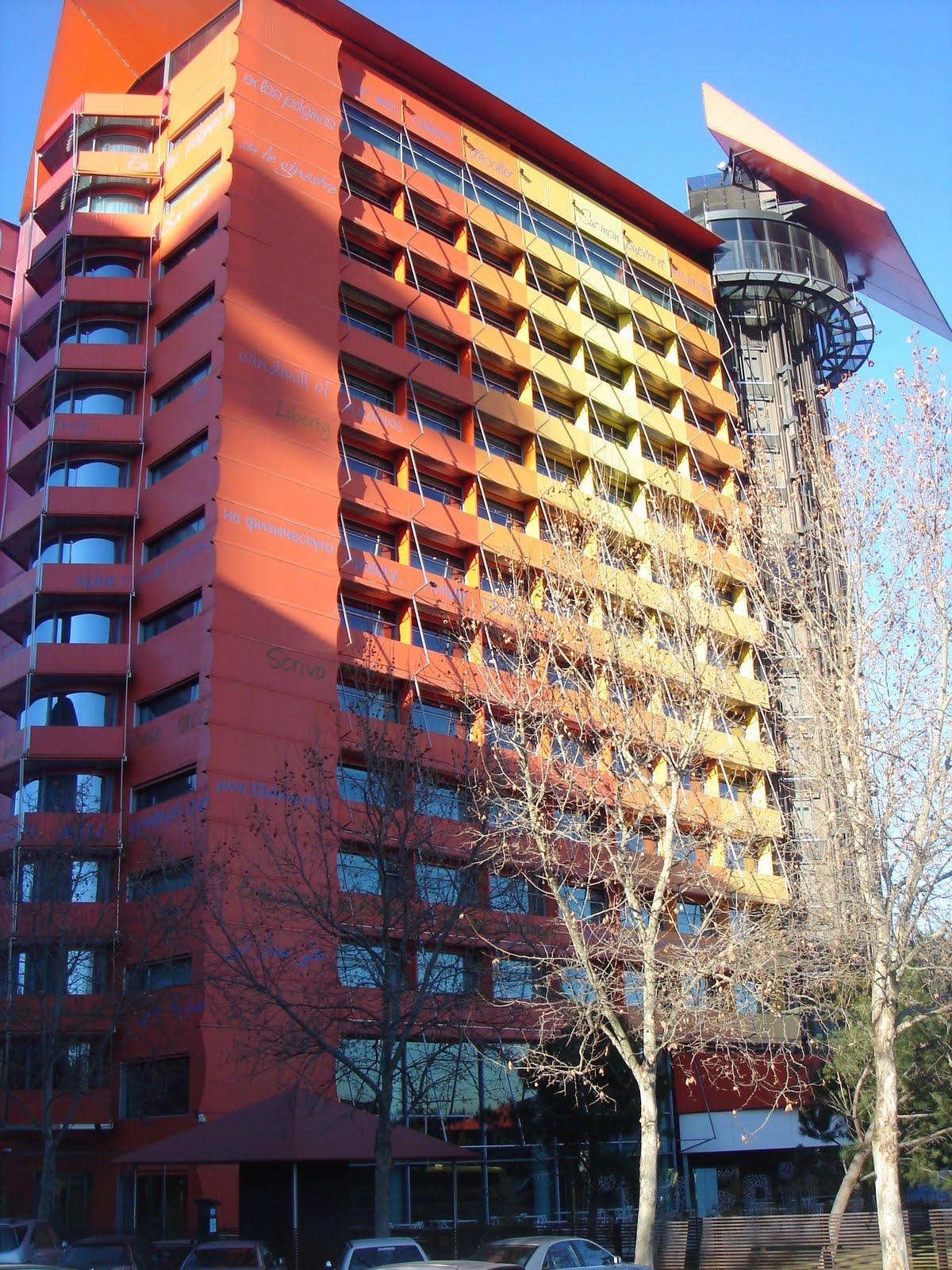 Historia Y Genealog A Hotel Puerta De Am Rica Madrid