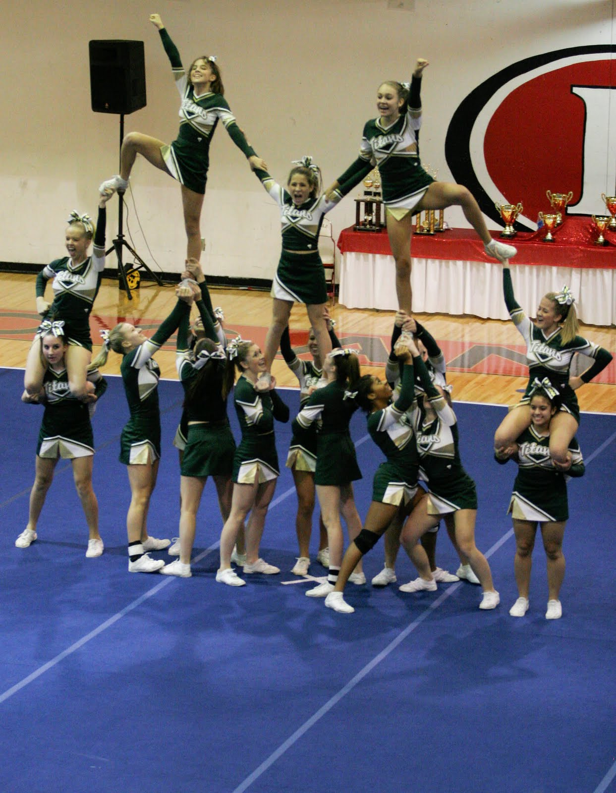 A Competition Cheerleading Convert Published August 26 2010