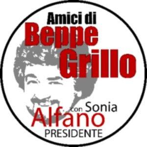 Per la Sicilia: Sonia Alfano Presidente