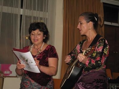 цыганки поют песню