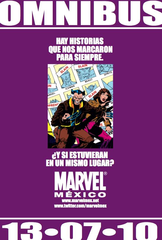 Marvel Sagas (México) Picture+1