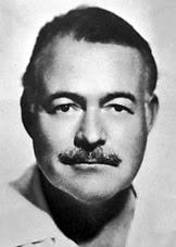 Ernest Heminguey.
