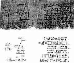 Mathematic in Egipt.